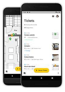 123quality_Smartphone_Ticketübersicht